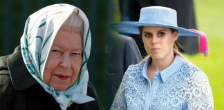 Princess Beatrice wedding: Queen Elizabeth II
