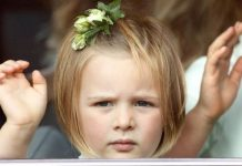 Princess Beatrice wedding guests Zara Tindall children Mia Lena Tindall bridesmaids