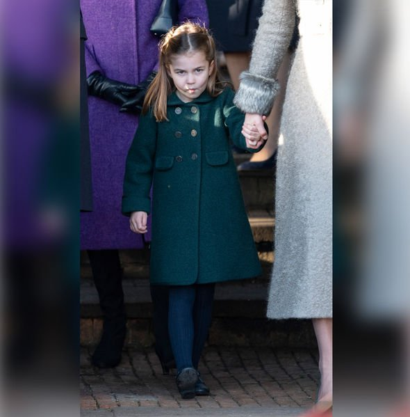 Princess Charlotte Cambridge Kate Middleton Prince William Royal Family news latest