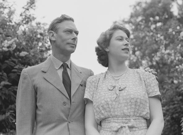 Queen Elizabeth II father King George VI
