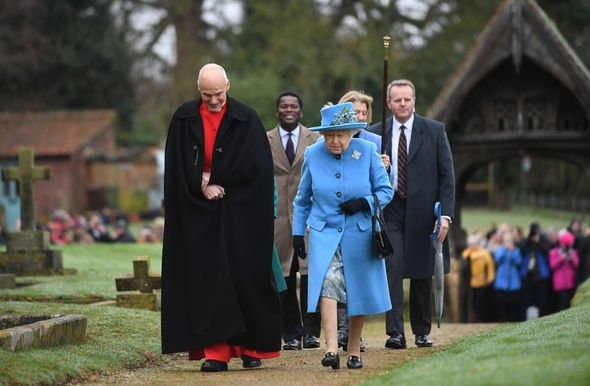 Queen Elizabeth II latest