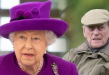 Royal devastation: Queen Elizabeth II and Prince Philip