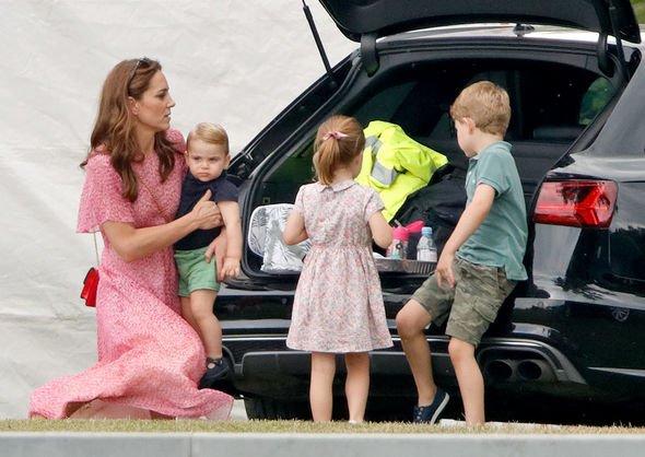 Royal heartbreak: Cambridge family