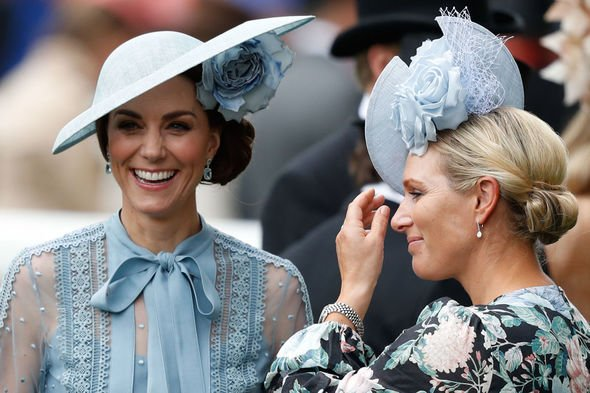 Royal heartbreak: Zara and Kate