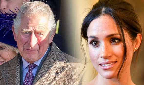 Royal snub: Meghan and Charles
