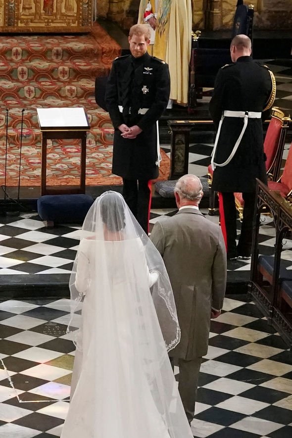 Royal snub: Royal wedding 2018