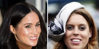 Royal wedding snub: How Meghan Markle was EXCLUDED from Beatrice's inner circle