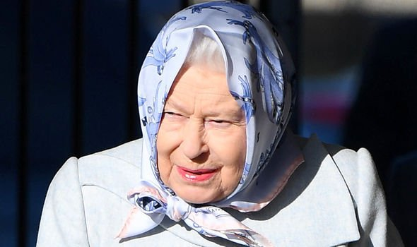 The Queen always stays at her Norfolk home until February