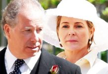 Viscount Linley and his wife Serena Linley are to divorce