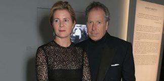 Lord Snowdon and Serena