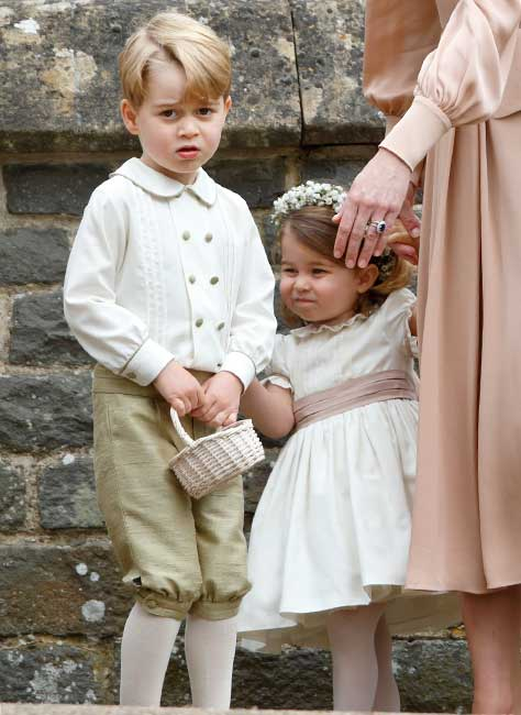 george-charlotte-wedding