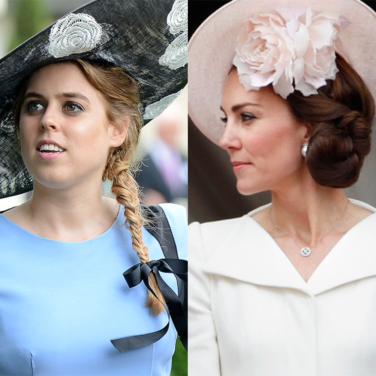 Best royal plaits on Kate Middleton, Queen Letizia, Princess Beatrice and more to give you hairstyle inspiration