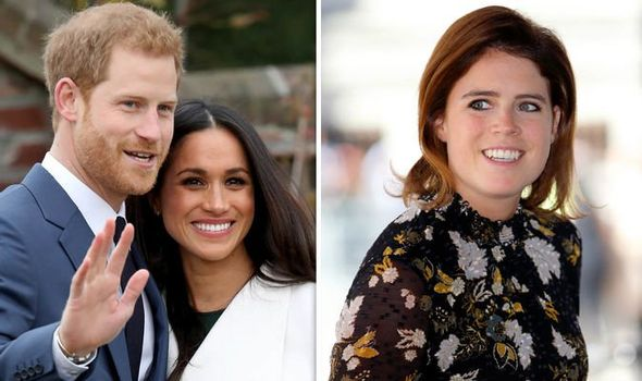 royal row prince harry queen snub princess eugenie beatrice royal role
