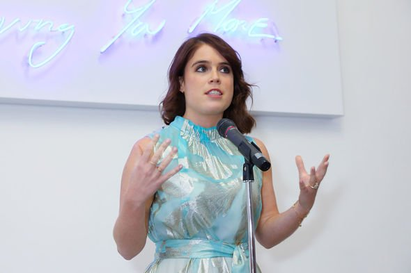 Royal ROW: Princess Eugenie