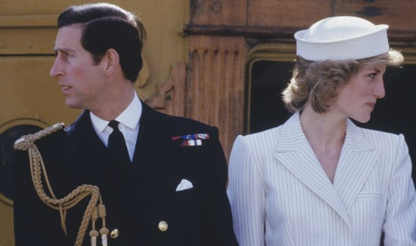 Diana and Charles were both romantically involved with other people by 1986