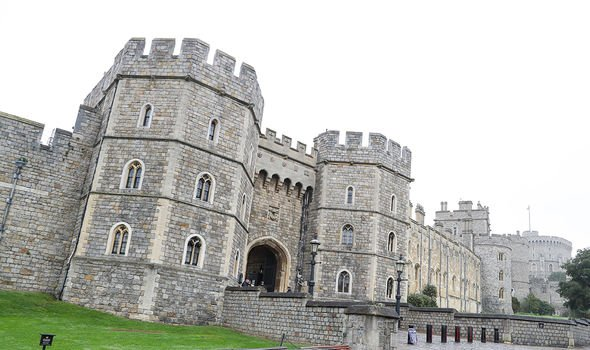 The Queen and Philip have relocated to Windsor Castle during the coronavirus outbreak