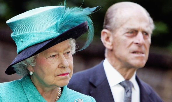 The Queen was reportedly furious when she heard reports of Philip's ill health in 2018
