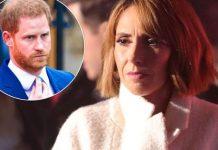 Alex Jones: 'It's so sad' The One Show presenter reacts to Prince Harry's announcement