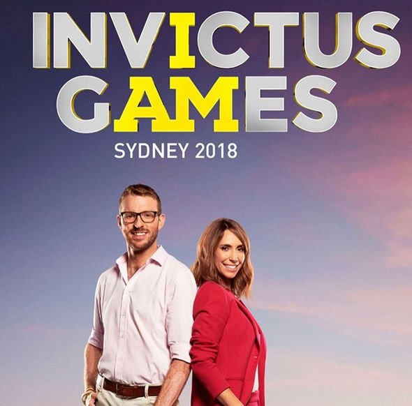 Alex Jones was 'so sad' to hear that the Invictus Games 2020 had been cancelled