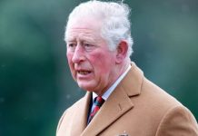 It is not yet known how, when or where Charles might have caught the virus