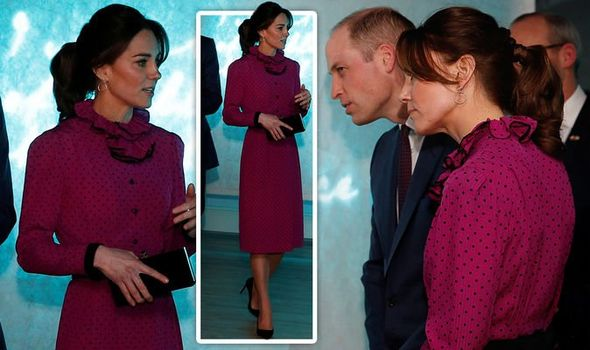 kate middleton news duchess of cambridge in purple dress in ireland with prince william in pictures dianalegacy latest update news images videos of british royal family dianalegacy