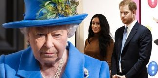 Meghan Markle news Prince Harry Queen Westminster Abbey commonwealth service video