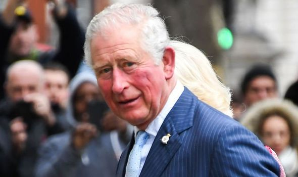 Prince Charles tested for COVID-19 on Wednesday