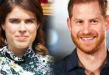 Prince Harry latest Princess Eugenie
