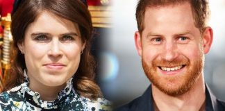 Prince Harry latest Princess Eugenie