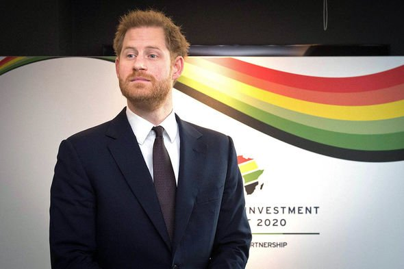 Prince Harry tragedy: Duke of Sussex