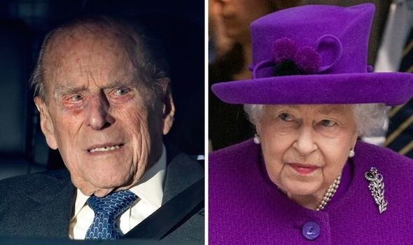Queen and Prince Philip update