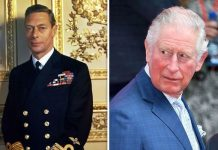 Royal news: Prince Charles and King George VI