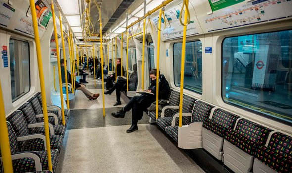 The London Underground is partially closed with 40 stations having halted their services on Thursday