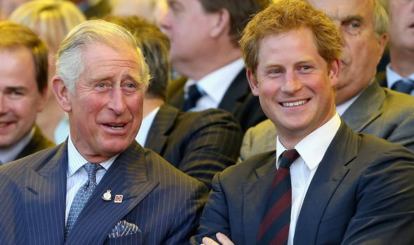 Harry may be following in his father's footsteps after Megxit