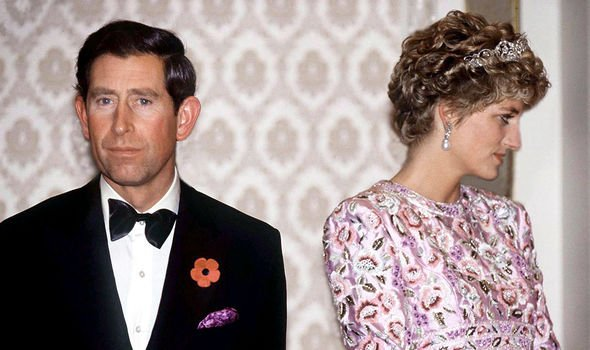 Diana and Charles split in 1992, and divorced in 1996