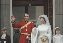 Royal wedding: Princess Anne married keen equestrian Mr Phillips in 1973