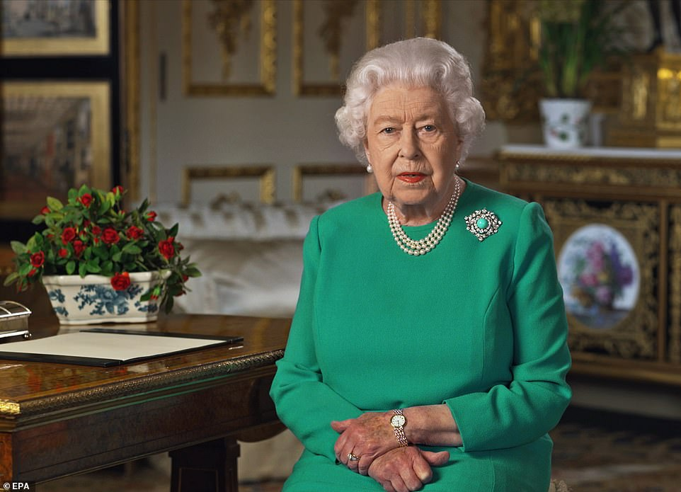 The Queen has used her address to the nation to thank NHS workers for their 'selfless' efforts in combatting the spread of coronavirus
