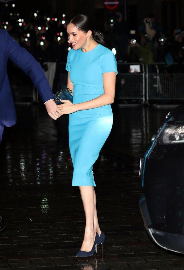 Duchess of Sussex news Meghan Markle latest UK return