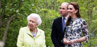 Kate Middleton: Queen royal family body language
