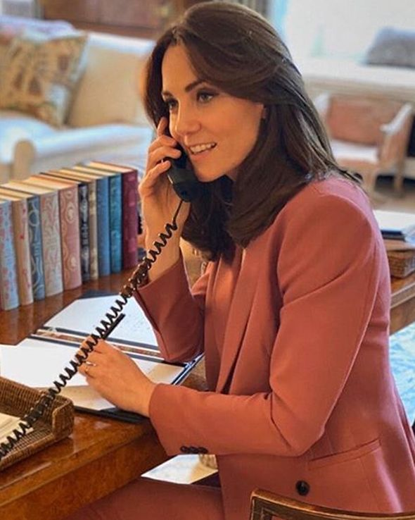 Kate Middleton coronavirus