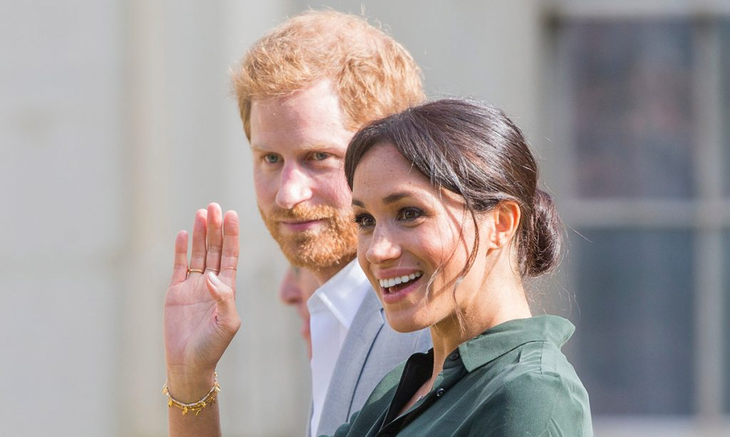 Meghan Markle and Prince Harrys final Out of Office message revealed Photo C GETTY IMAGES