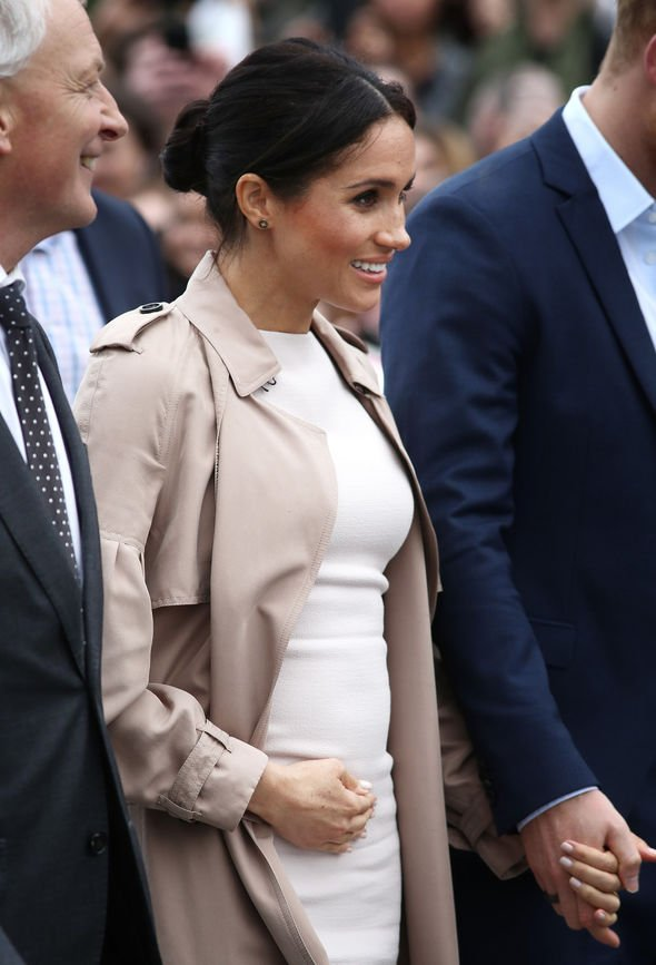 Meghan Markle news duchess of sussex personal blog latest
