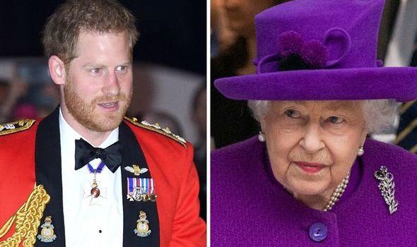 Prince Harry bombshell