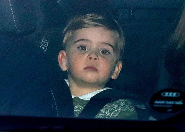 Prince Louis godparents: Louis
