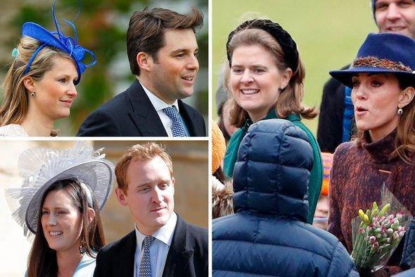 Prince Louis godparents: Godparents