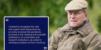 Prince Philip coronavirus statement in full: Read Duke's touching tribute to key workers here
