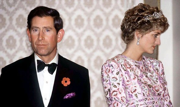 Princess Diana: Charles and Diana on last trip together