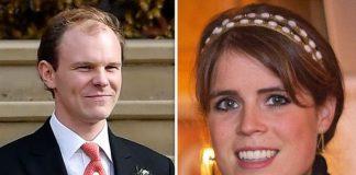 Princess Eugenie coronavirus father-in-law brooksbank