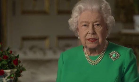 Queen Elizabeth live