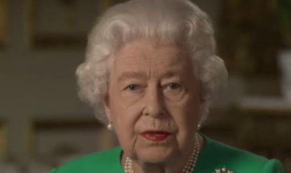 Queen Elizabeth speech full
